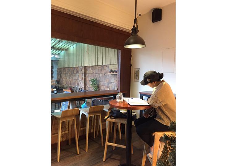 桃園。銘傳。隱藏巷弄的咖啡廳。Starts Cafe